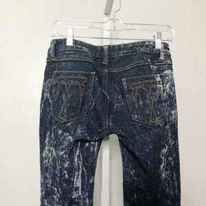 TRIPP NYC Bleached Jeggings Jeans